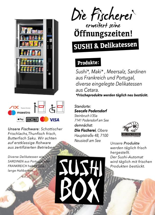 Sushi Automat